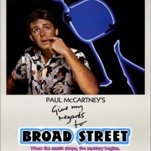 Paul McCartney had Car Play in 1984