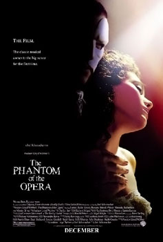 The Phantom of the Opera Made into a Movie!?